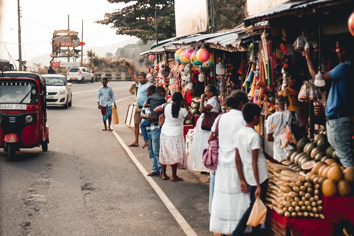 Community Life in Sri Lanka - Travelling | Camping Sri Lanka